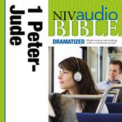 NIV, Audio Bible, Dramatized: 1 and 2 Peter; 1, 2 and 3 John, and Jude, Audio Download, by Zondervan, Zondervan