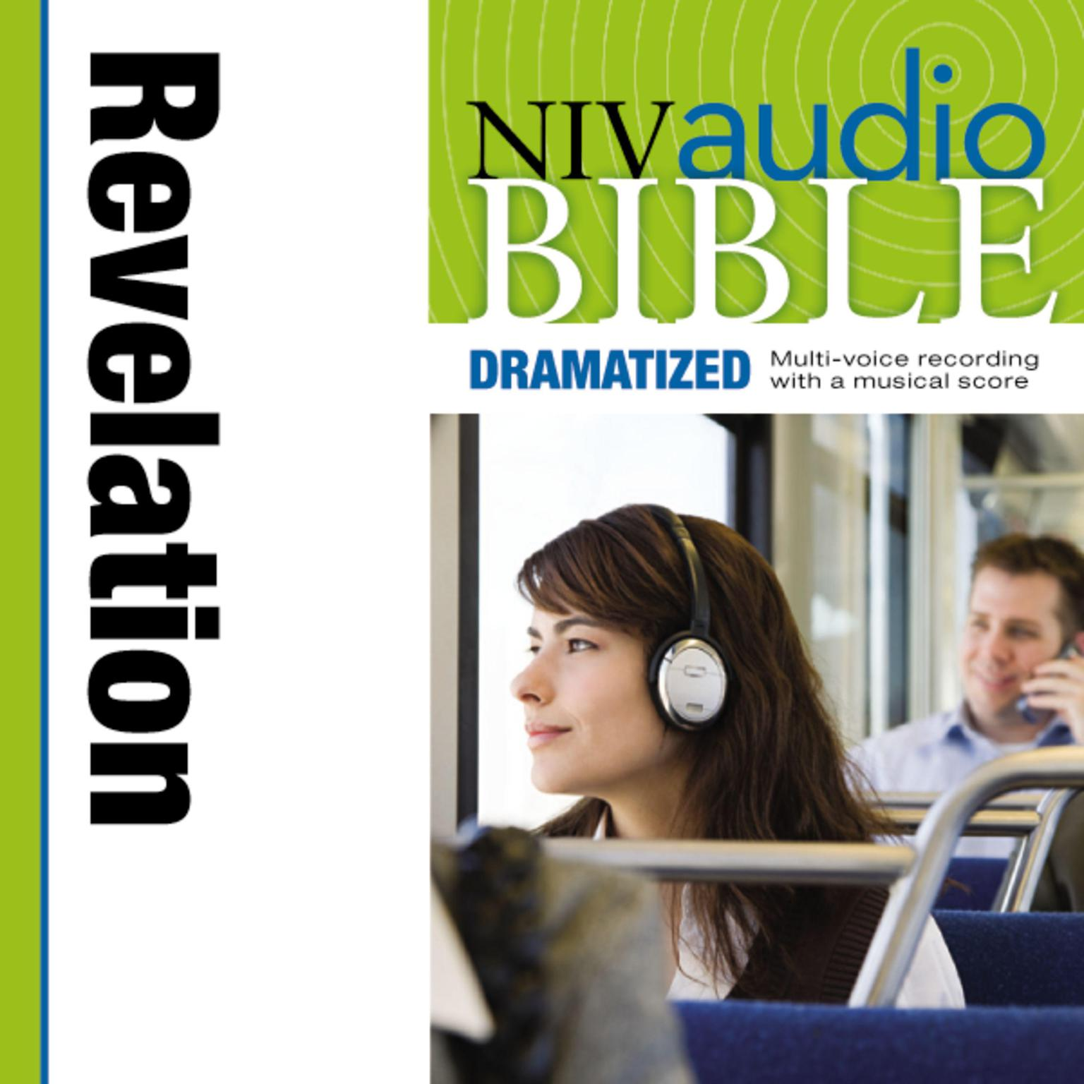 Printable NIV, Audio Bible, Dramatized: Revelation, Audio Download Audiobook Cover Art