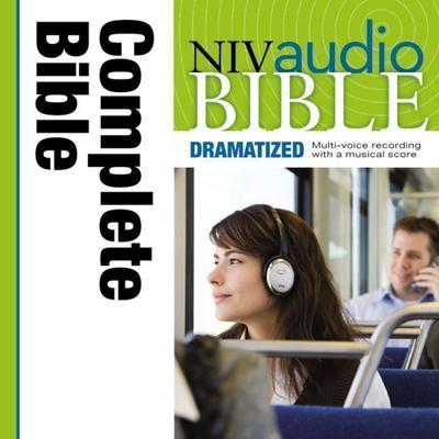 NIV, Audio Bible, Dramatized, Audio Download Audiobook, by Zondervan