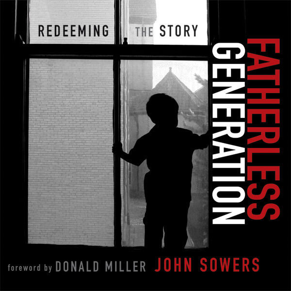 Printable Fatherless Generation: Redeeming the Story Audiobook Cover Art