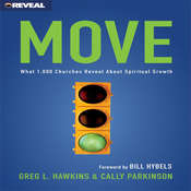 Move: What 1,000 Churches Reveal about Spiritual Growth Audiobook, by Greg L. Hawkins