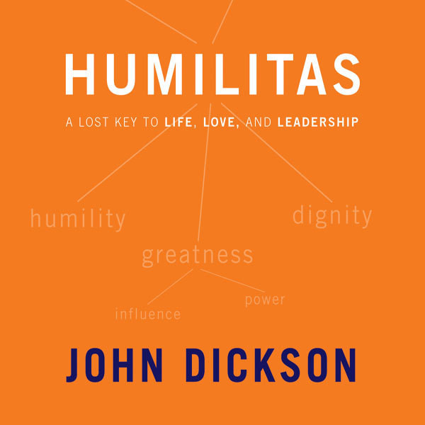 Printable Humilitas: A Lost Key to Life, Love, and Leadership Audiobook Cover Art