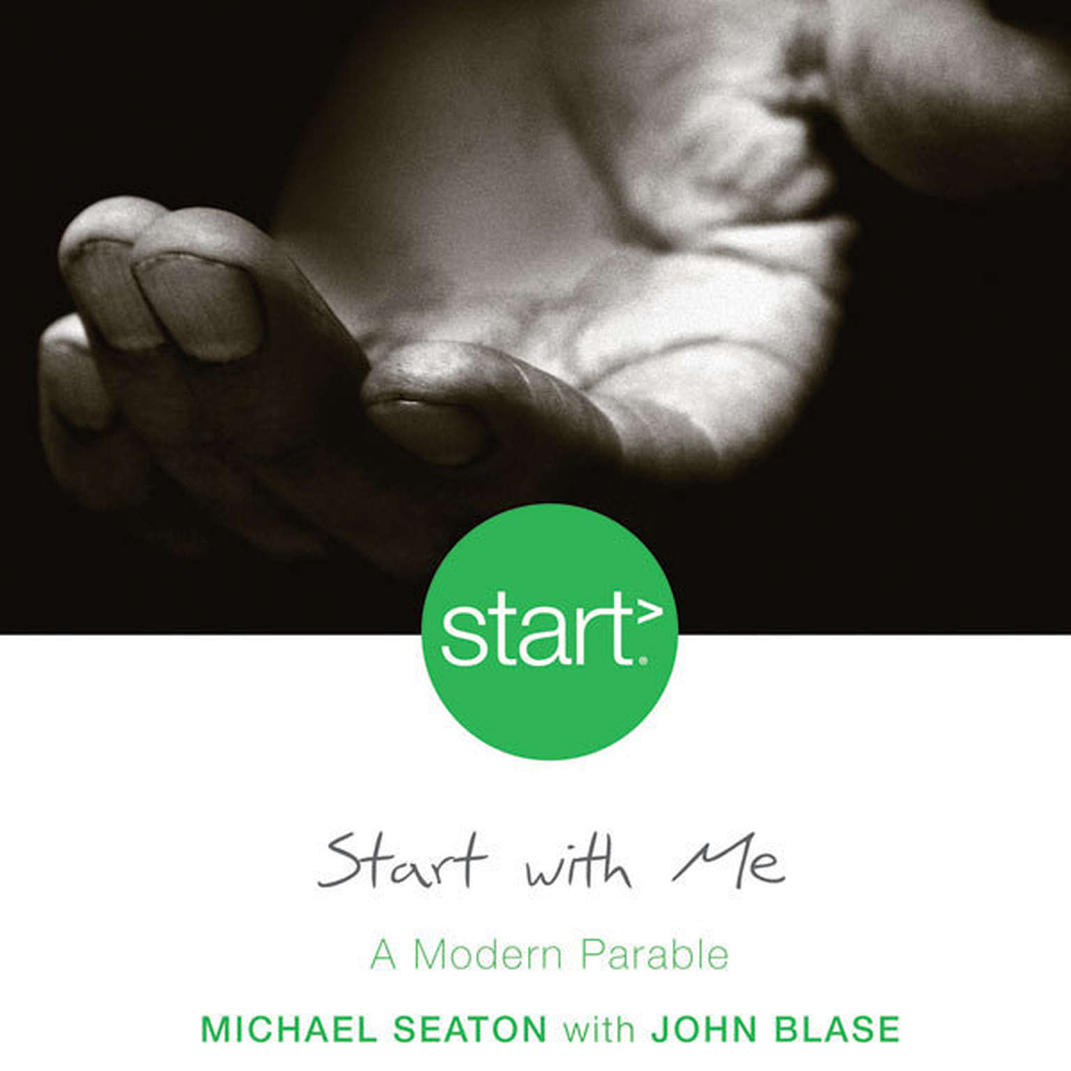 Printable Start With Me: A Modern Parable Audiobook Cover Art
