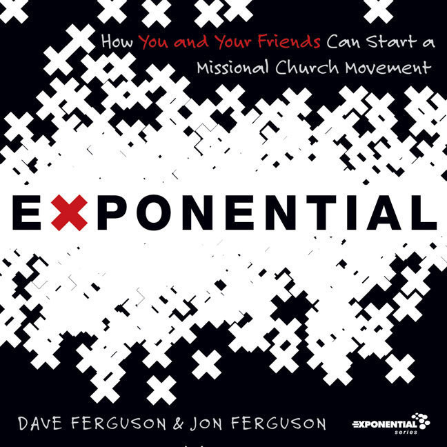 Printable The Exponential: How to Accomplish the Jesus Mission Audiobook Cover Art