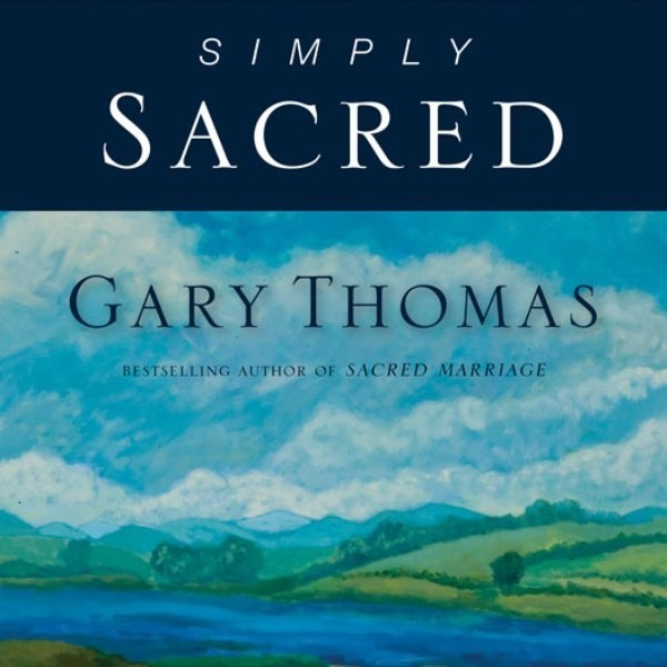 Printable Simply Sacred: Daily Readings Audiobook Cover Art
