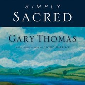 Simply Sacred: Daily Readings Audiobook, by Gary L. Thomas