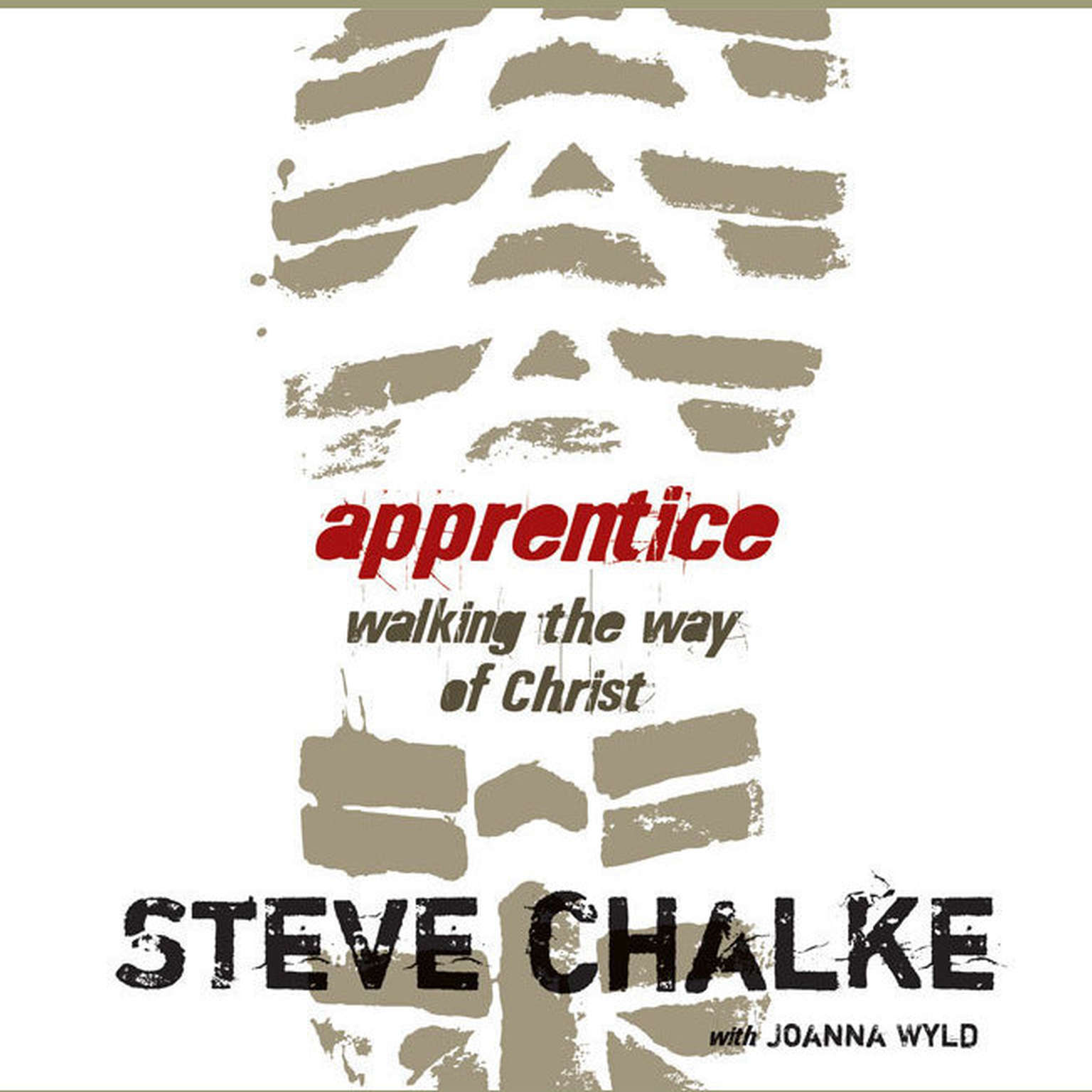 Printable Apprentice: Walking the Way of Christ Audiobook Cover Art