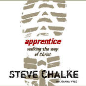 Apprentice: Walking the Way of Christ Audiobook, by Steve Chalke