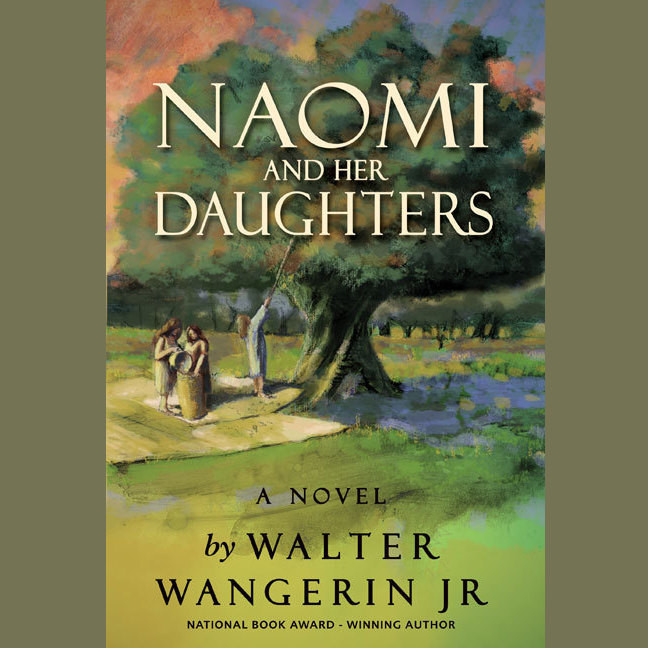 Printable Naomi and Her Daughters: A Novel Audiobook Cover Art