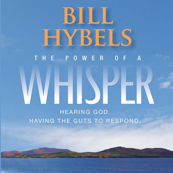 Printable The Power of a Whisper: Hearing God, Having the Guts to Respond Audiobook Cover Art