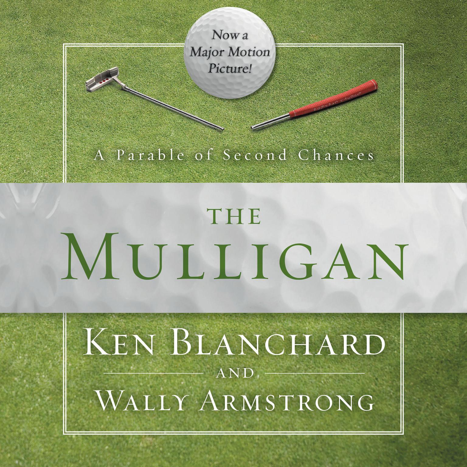 Printable The Mulligan: A Parable of Second Chances Audiobook Cover Art
