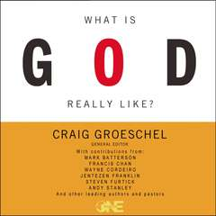 What Is God Really Like? Audiobook, by Craig Groeschel, various authors
