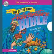 NIrV, Little Kids Adventure Audio Bible: Old Testament Vol. 2 (Unabridged), Audio, by Zondervan