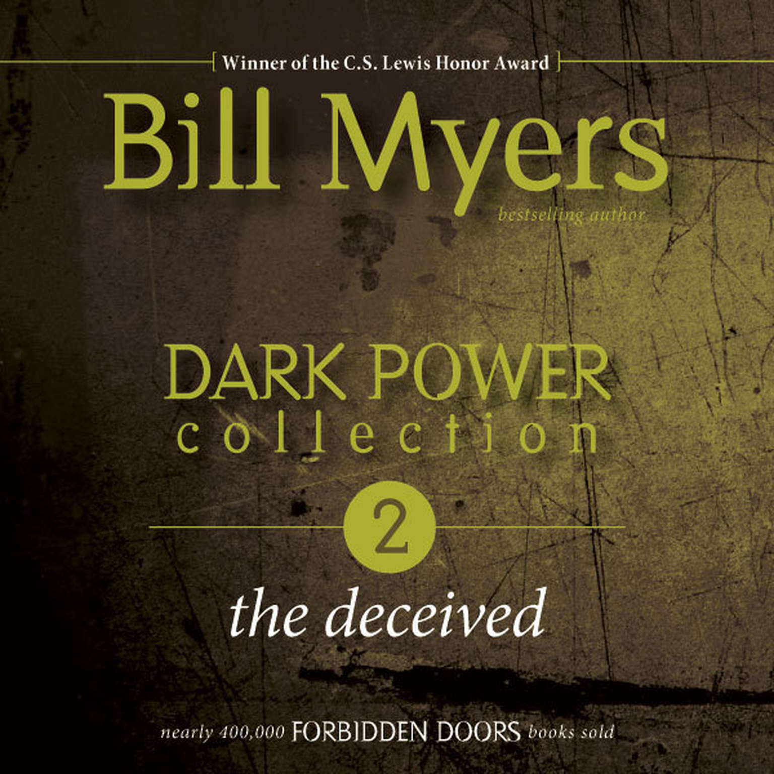 Printable Dark Power Collection: The Deceived Audiobook Cover Art