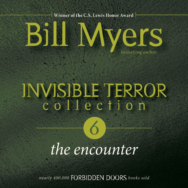 Printable Invisible Terror Collection: The Encounter Audiobook Cover Art