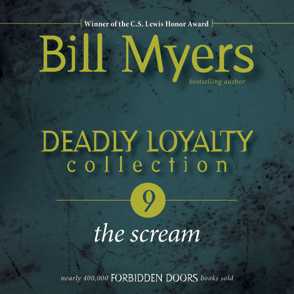 Printable Deadly Loyalty Collection: The Scream Audiobook Cover Art