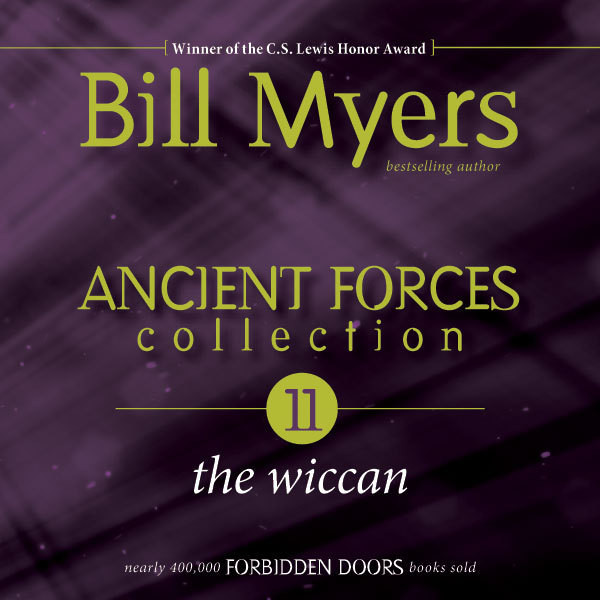 Printable Ancient Forces Collection: The Wiccan Audiobook Cover Art