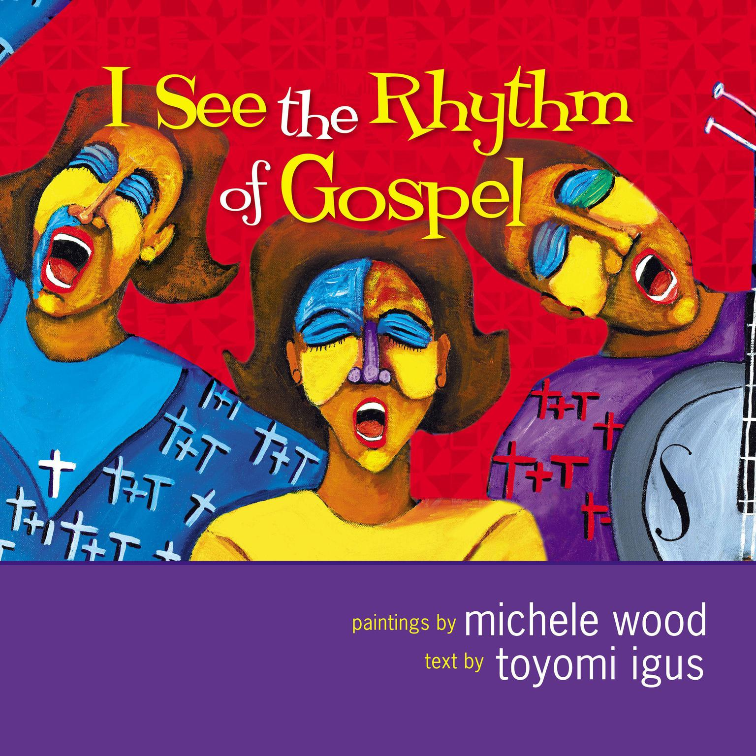 Printable I See the Rhythm of Gospel Audiobook Cover Art