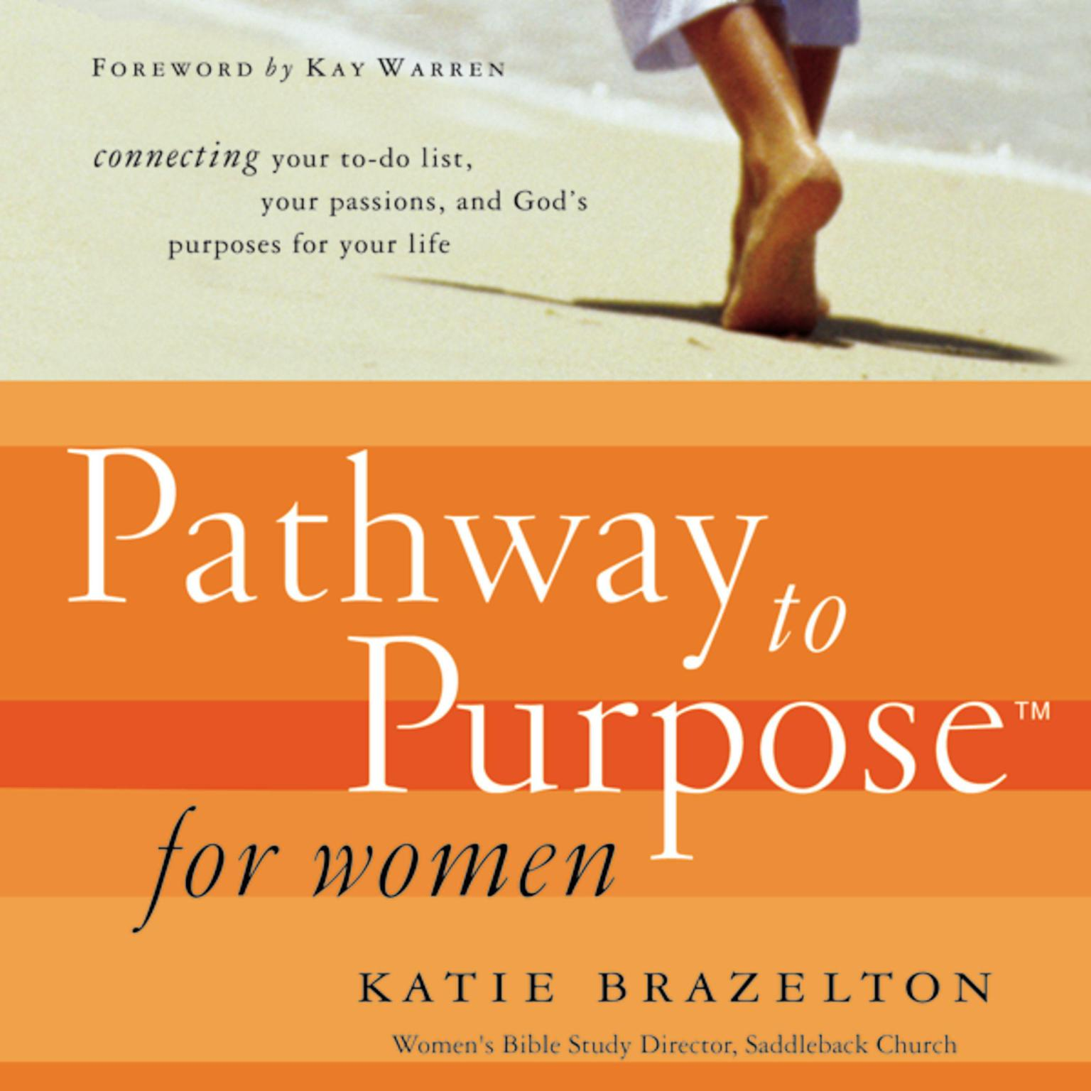 Printable Pathway to Purpose for Women: Connecting Your To-Do List, Your Passions, and God's Purposes for Your Life Audiobook Cover Art