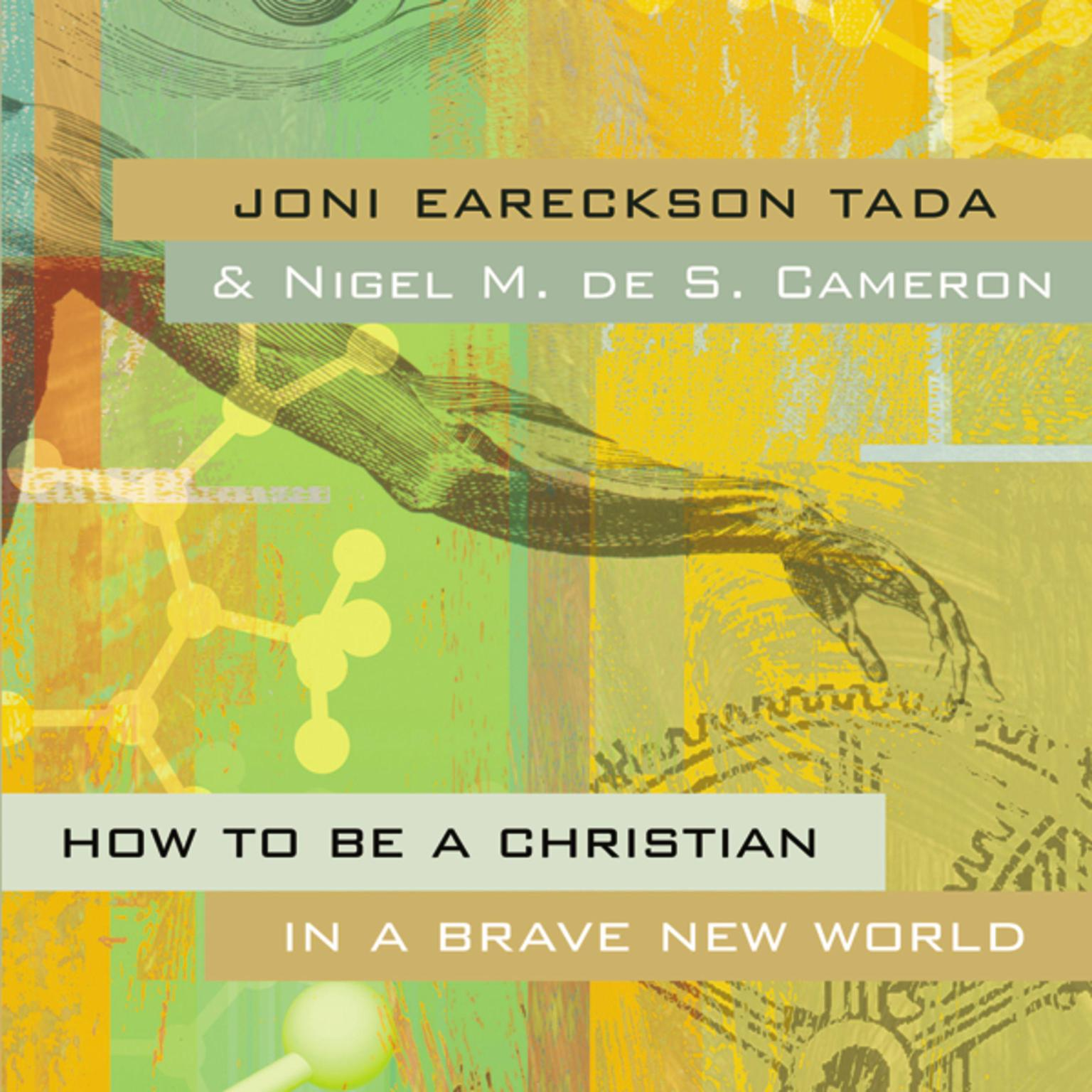 Printable How to Be a Christian in a Brave New World Audiobook Cover Art