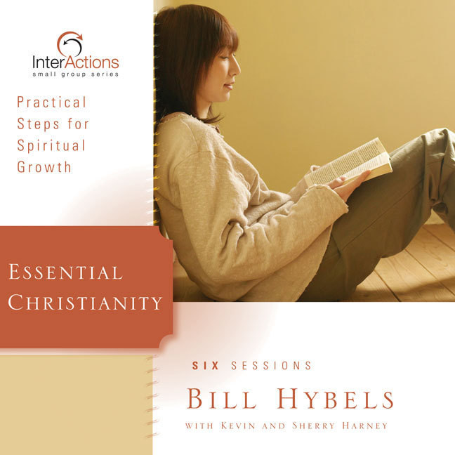 Printable Essential Christianity: Practical Steps for Spiritual Growth Audiobook Cover Art
