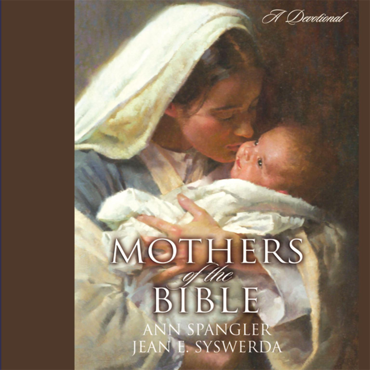 Printable Mothers of the Bible: A Devotional Audiobook Cover Art