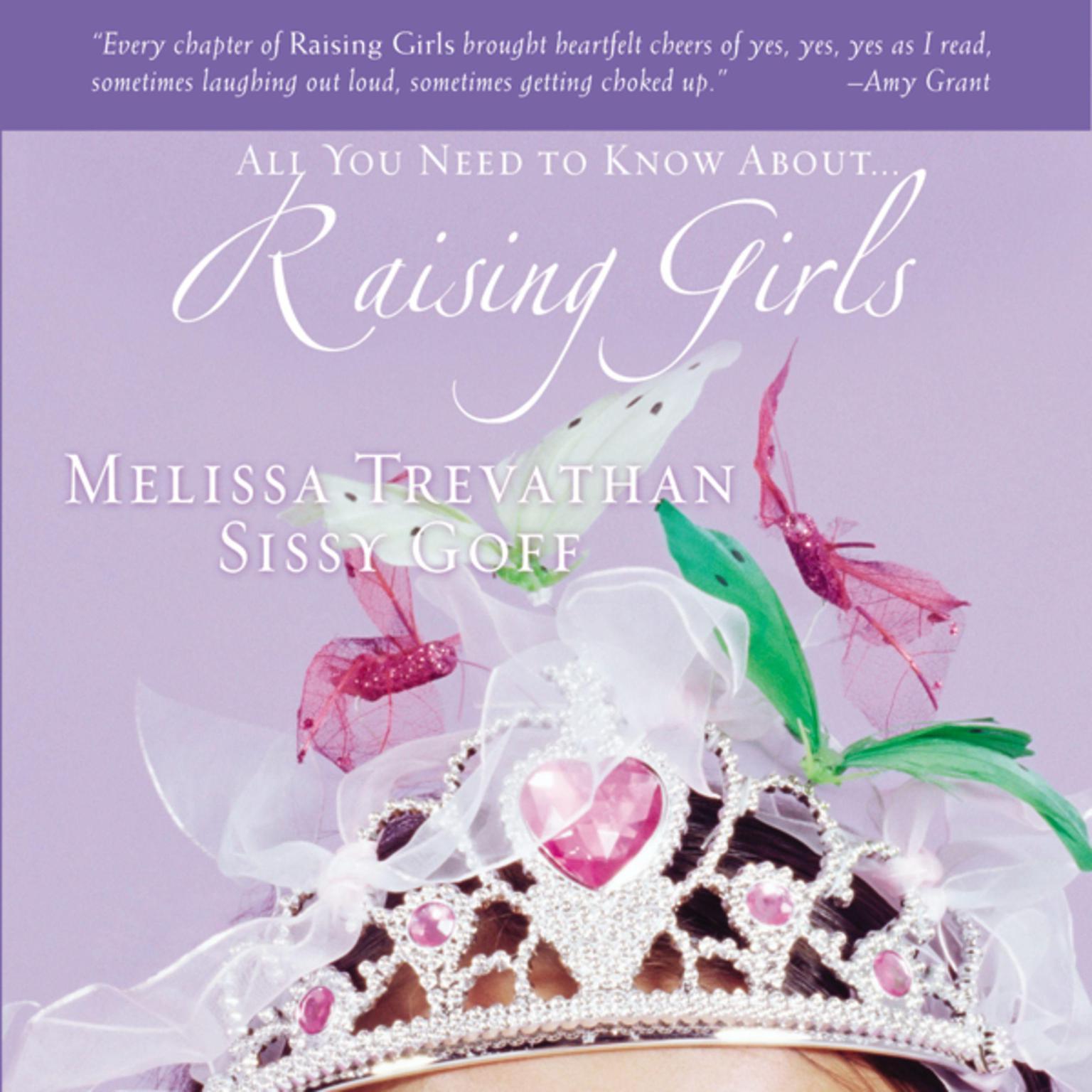 Printable Raising Girls Audiobook Cover Art