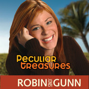Peculiar Treasures Audiobook, by Robin Jones Gunn