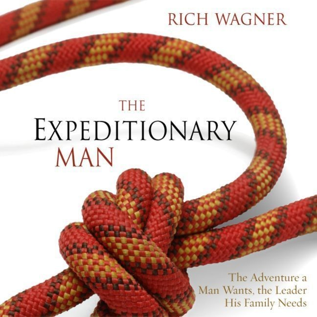 Printable The Expeditionary Man: The Adventure a Man Wants, the Leader His Family Needs Audiobook Cover Art