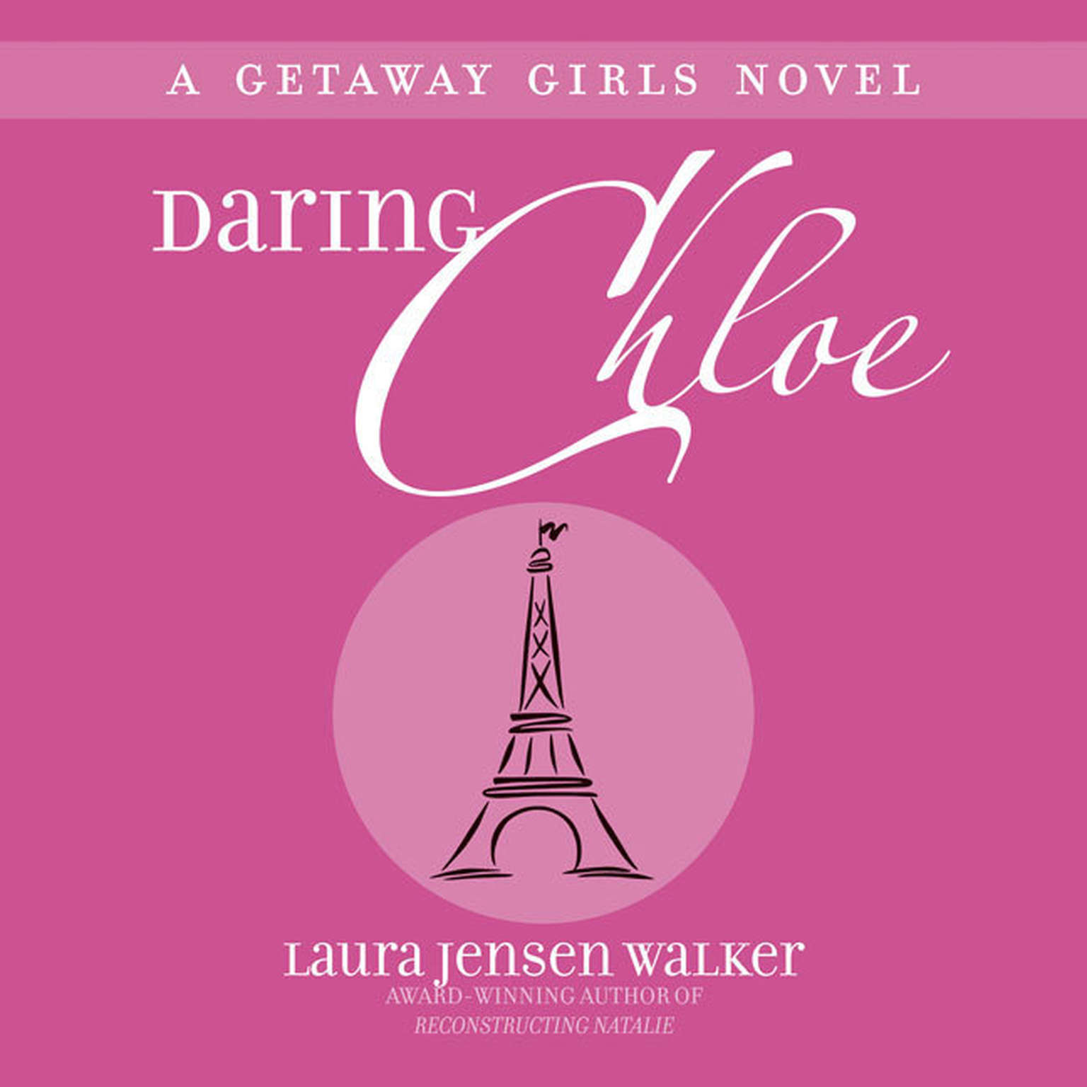 Printable Daring Chloe Audiobook Cover Art