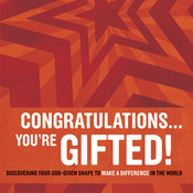 Congratulations … Youre Gifted!: Discovering Your God-Given Shape to Make a Difference in the World Audiobook, by Erik Rees