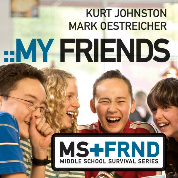 Printable My Friends Audiobook Cover Art