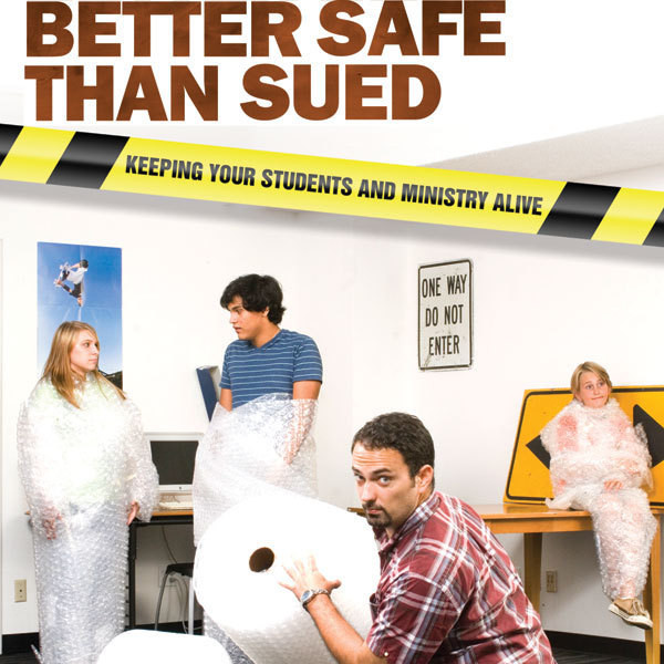Printable Better Safe than Sued: Keeping Your Students and Ministry Alive Audiobook Cover Art