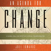 An Agenda for Change: A Global Call for Spiritual and Social Transformation Audiobook, by Joel Edwards