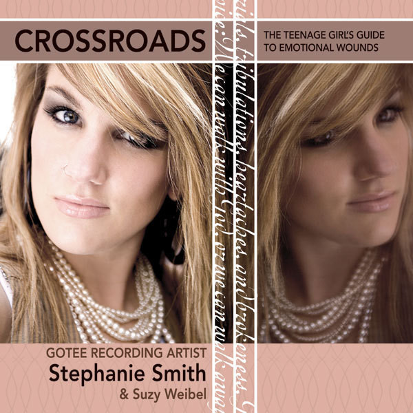 Printable Crossroads: The Teenage Girl's Guide to Emotional Wounds Audiobook Cover Art