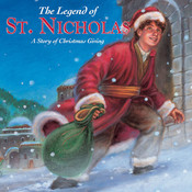 The Legend of St. Nicholas: A Story of Christmas Giving, by Dandi Daley Mackall