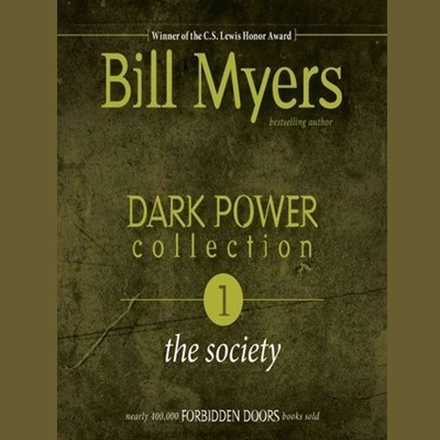 Printable Dark Power Collection: The Society Audiobook Cover Art