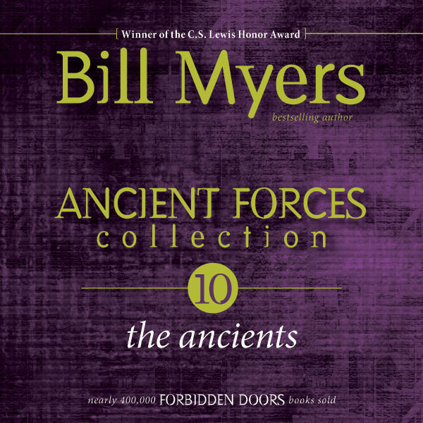 Printable Ancient Forces Collection: The Ancients Audiobook Cover Art