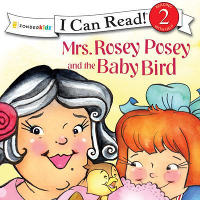 Mrs. Rosey Posey and the Baby Bird Audiobook, by Robin Jones Gunn