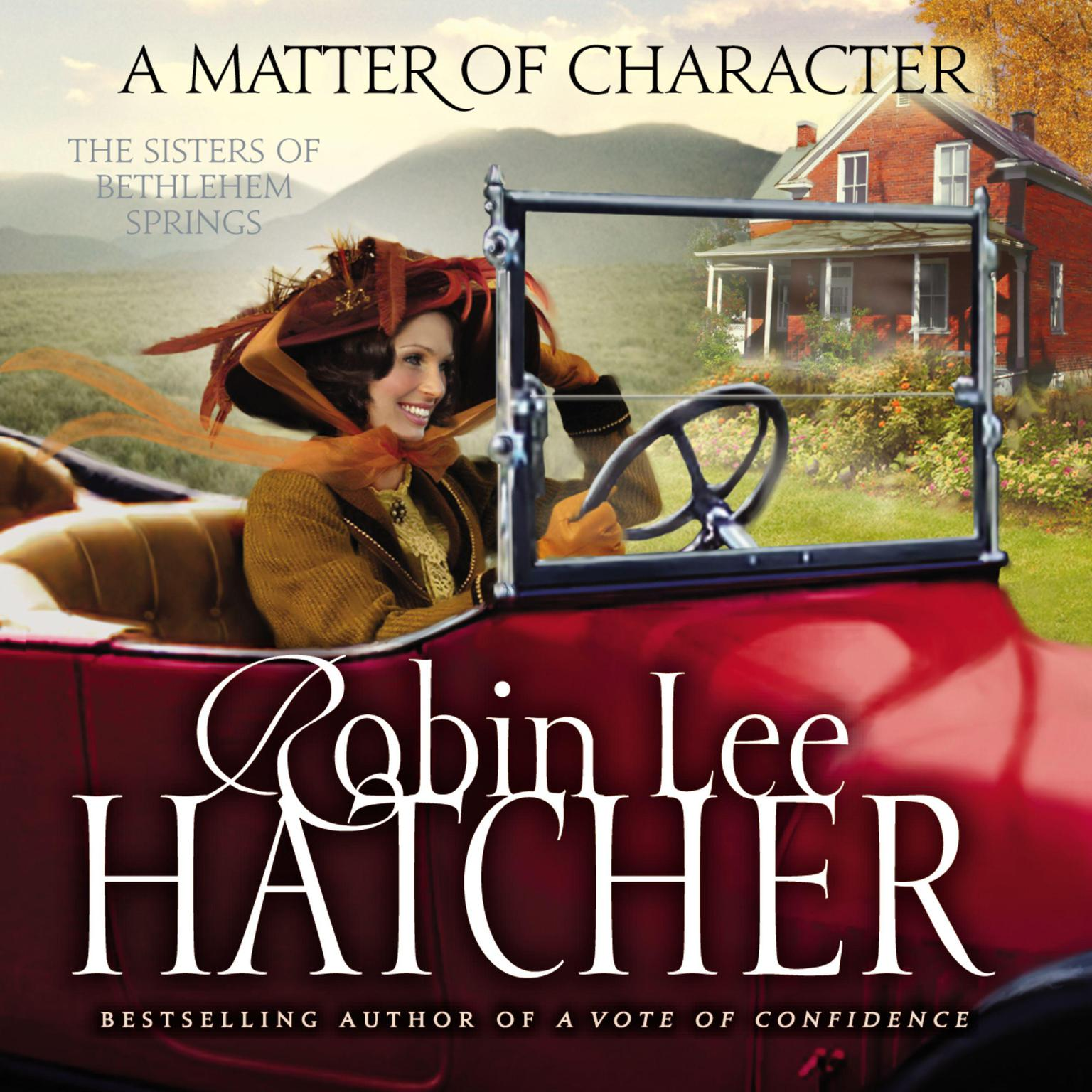 Printable A Matter of Character Audiobook Cover Art