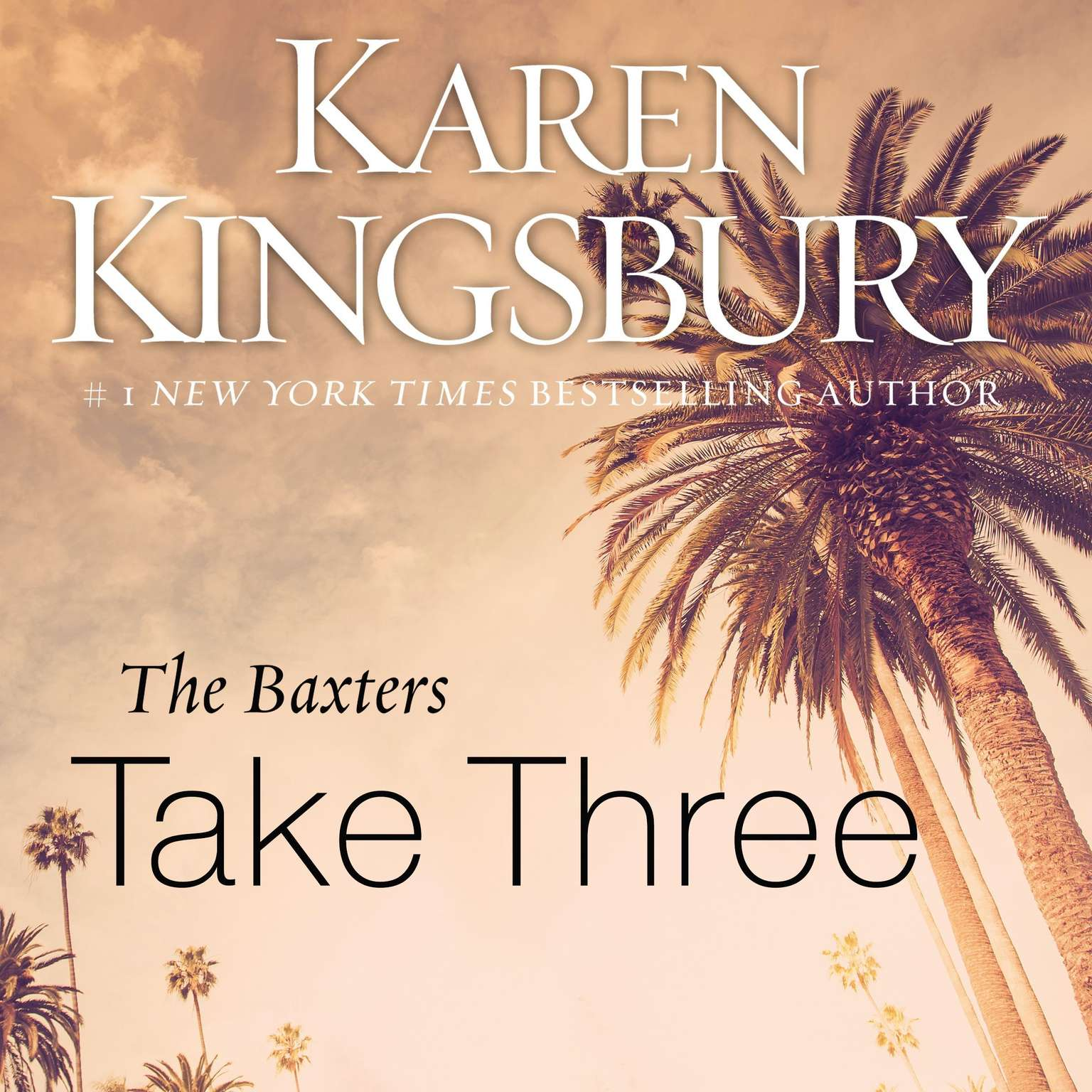 Printable The Baxters Take Three Audiobook Cover Art