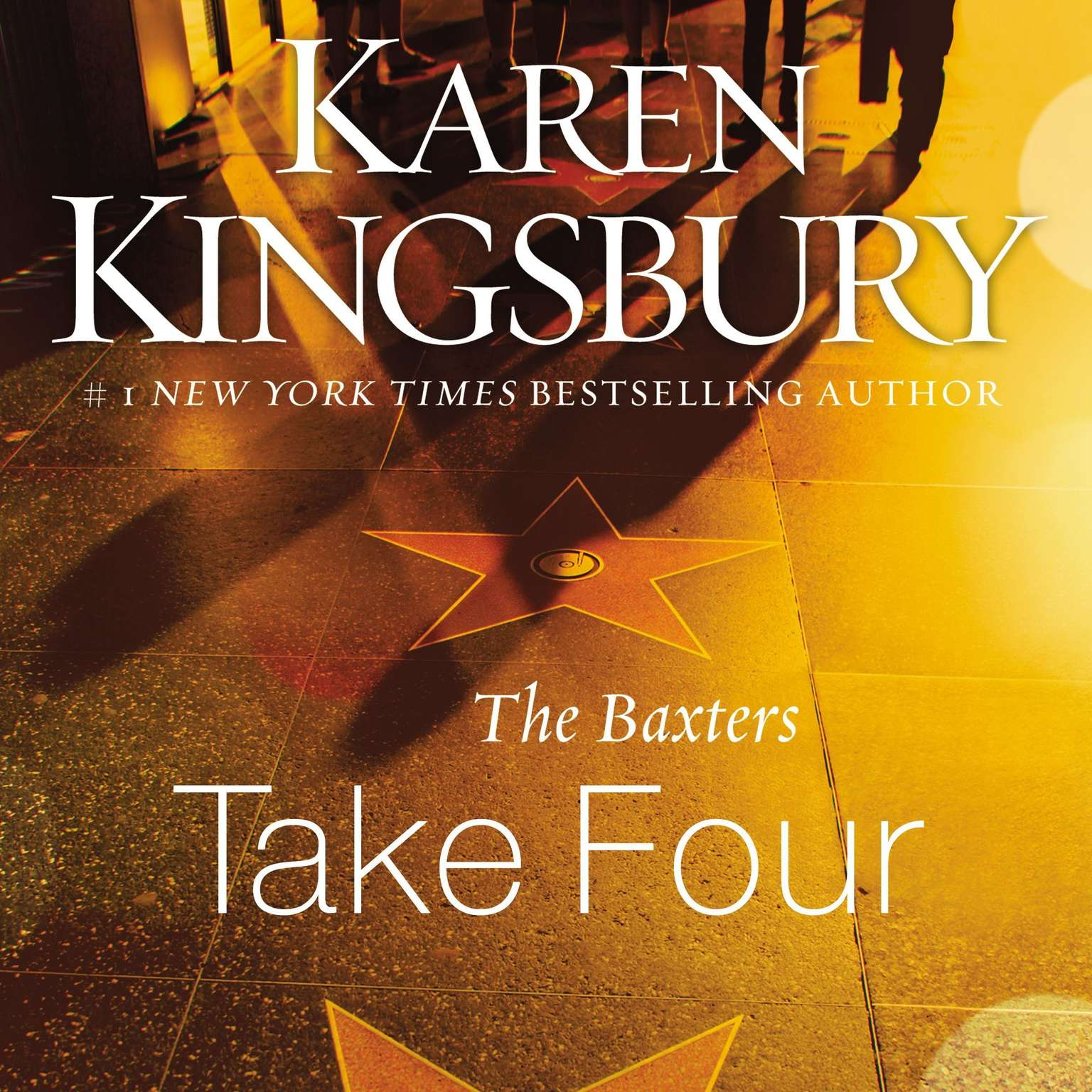 Printable The Baxters Take Four Audiobook Cover Art