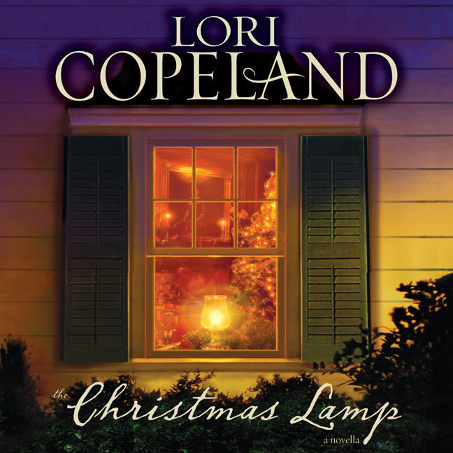 Printable The Christmas Lamp: A Novella Audiobook Cover Art