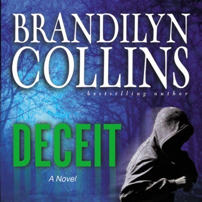 Printable Deceit: A Novel Audiobook Cover Art