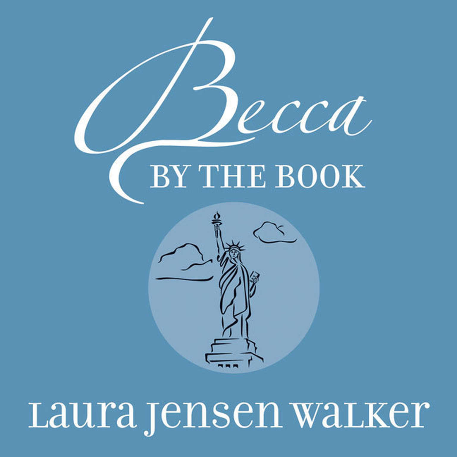 Printable Becca by the Book Audiobook Cover Art