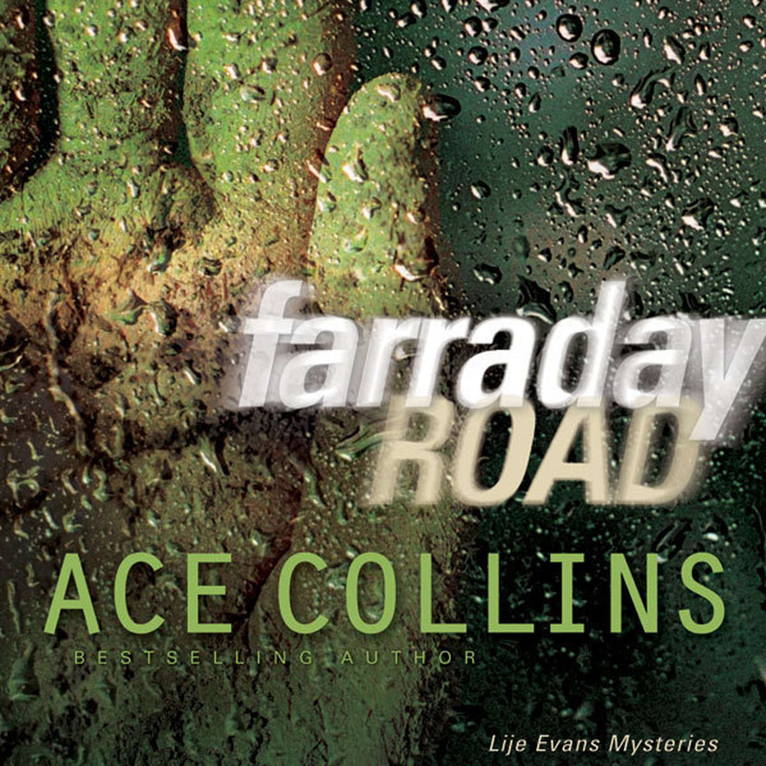 Printable Farraday Road Audiobook Cover Art