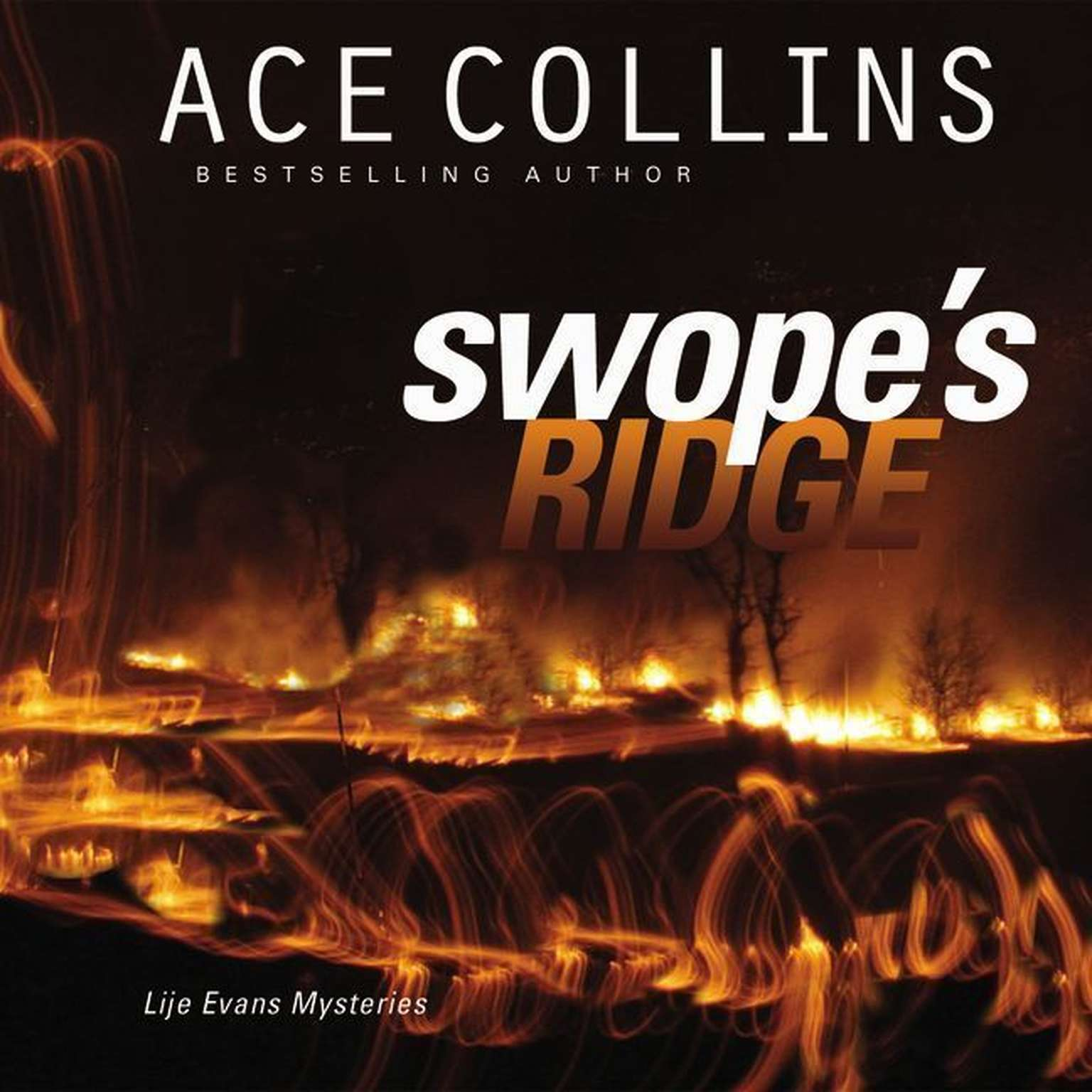 Printable Swope's Ridge Audiobook Cover Art