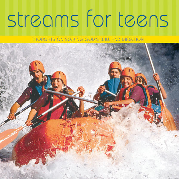 Printable Streams for Teens: Thoughts on Seeking God's Will and Direction Audiobook Cover Art