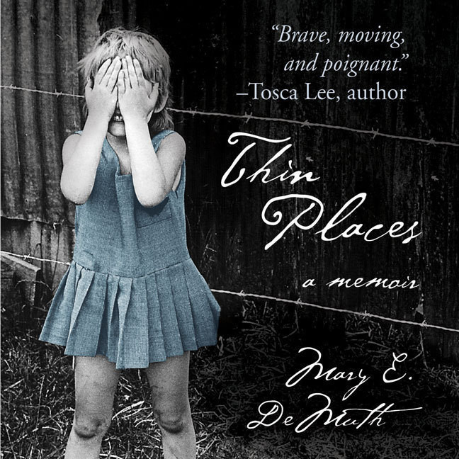 Printable Thin Places: A Memoir Audiobook Cover Art