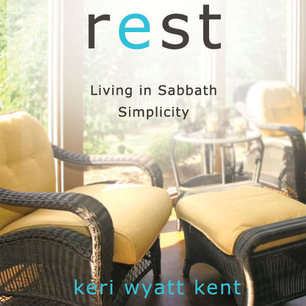 Printable Rest: Living in Sabbath Simplicity Audiobook Cover Art